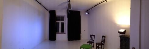 Flat Stage / Scena Pokój